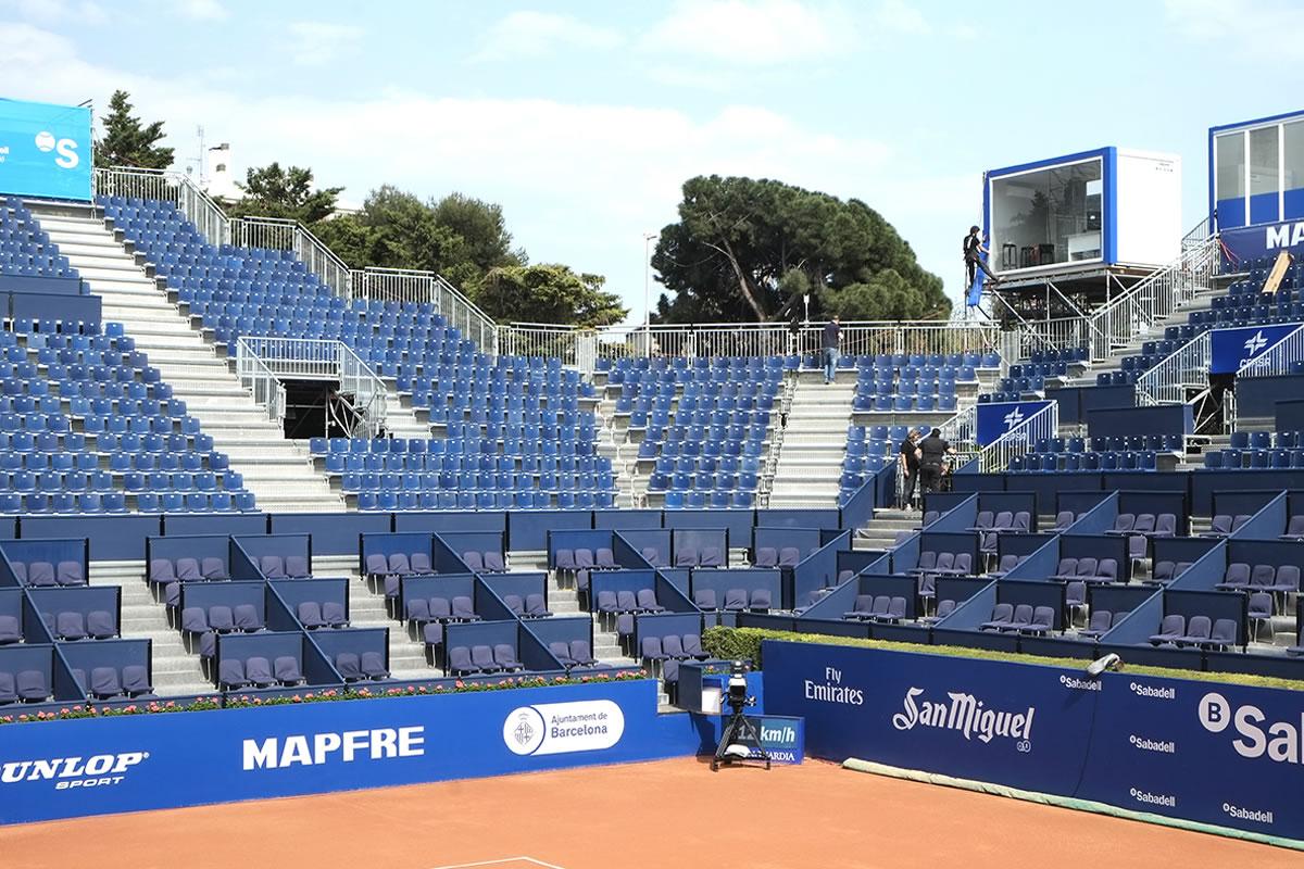 Tennis Barcelona Open Banco Sabadell